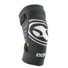 iXS INV iXS Carve EVO Knee Pad: Gray/Black, Kids LG