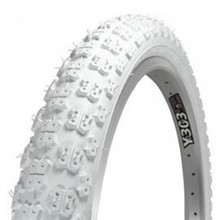 "Kenda Kenda K50 Tire 16x 2.125"" Steel Bead White"