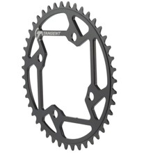 Tangent Products 43t 104mm BCD 4-Bolt Chainring Black