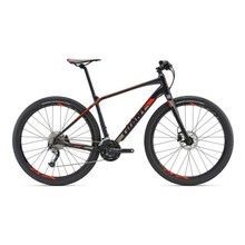 Giant ToughRoad SLR 2 M Matte Black/Neon Red/Charcoal