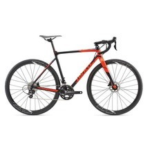Giant TCX SLR 2 L Matte Black/Neon Red
