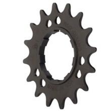 "ONYX Racing Products Aluminum Cog: 3/32"", 17t, Black"