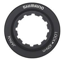 Shimano Shimano RT98 Centerlock Disc Rotor Lockring Black/Alloy