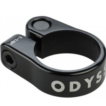 "Odyssey INV Slim Seat Post Clamp 1-1/8"" Black"