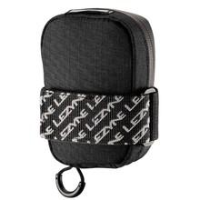 Lezyne Road Caddy Saddle Bag Single Strap Compact: Black