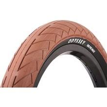 """Odyssey Odyssey Tom Dugan Signature Tire 20"""" x 2.4"""" Gum and Black"""