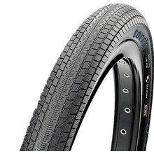Maxxis Maxxis Torch BMX Tire 20 x 1.95, Dual Compound, Silkshield bead-to-bead puncture protection: Black
