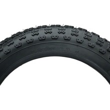 "Kenda Kenda K50 Tire: 16"" x 2.125"" Black, Steel Bead"