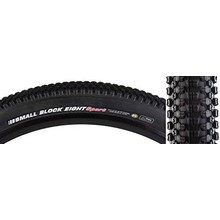 "Kenda Kenda Small Block 8 Pro Tire: 26 x 2.1"", DTC and KSCT Folding Bead, Black"