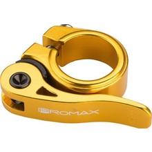 Promax INV Promax QR-1 Quick Release Seat Clamp 25.4mm Gold