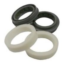 RockShox INV RockShox XC30 / 30 Gold / 30 Silver / Paragon Dust Seal / Foam Ring, Black 30mm Seal, 5mm Foam Ring