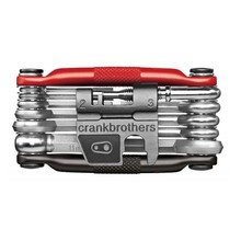 Crankbrothers Tools - M19 BLACK & RED