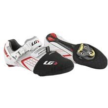 Louis Garneau INV Louis Garneau Toe Thermal Shoe Cover: BlackSM/MD