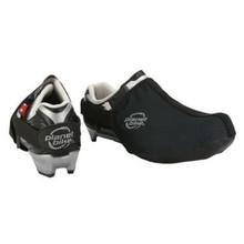 Planet Bike INV Planet Bike Dasher Toe Shoe Cover: Black, SM