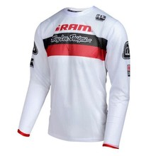 Troy Lee Designs SPRINT AIR JERSEY; SRAM TLD RACING WHITE YMD