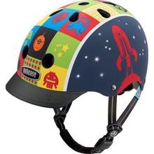 Nutcase INV Nutcase Little Nutty Helmet: Space Cadet Matte XS