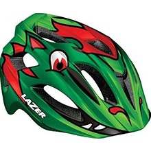 Lazer Lazer P'Nut Youth Helmet: Dragon Green one size