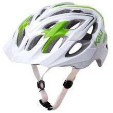 Kali Protectives Chakra PLUS Helmet Sonic Wht/Grn M/L