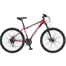 KHS Bicycles ALITE 350 19 RED 2018