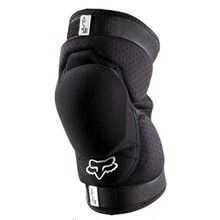 Fox Racing Fox Racing Youth Launch Pro Knee Pads: Black SM/MD