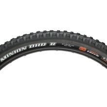 Maxxis INV Maxxis Minion DHR II WT Wide Trail 27.5 x 2.4 Tire, Folding, 60tpi, 3C Maxx Terra, EXO, Tubeless Ready