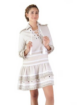 Dodo Bar Or Gadielle Printed Dress