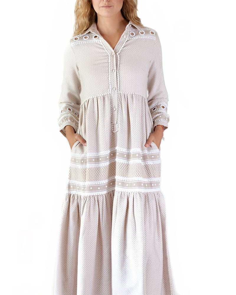 Dodo Bar Or Zuriel Mona Dress
