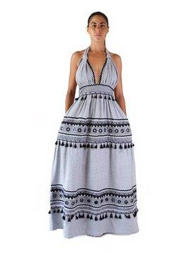 Dodo Bar Or David Maxi Dress