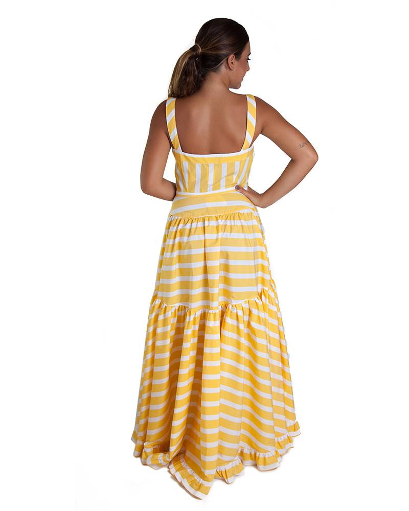 Thierry Colson Rossana Dress