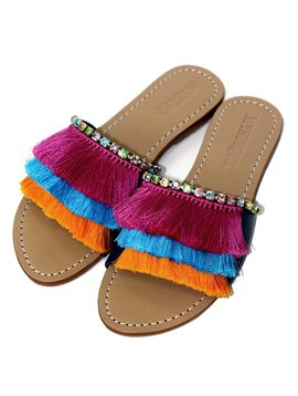 Mystique Caribou Multicolor Sandals
