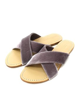 Mystique Bern Suede Sandals