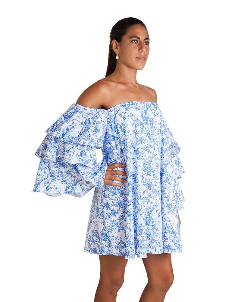 Caroline Constas Carmen Dress
