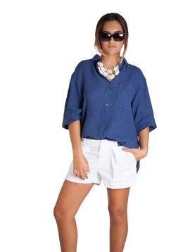 0039 Italy Barcelona Linen Shirt