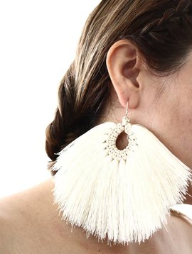 Caralarga Pavorreales Earrings