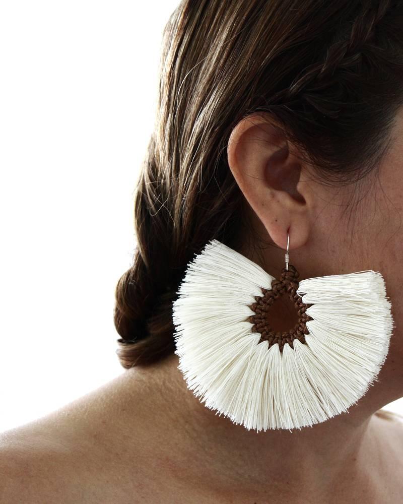 Caralarga Penachos Earrings