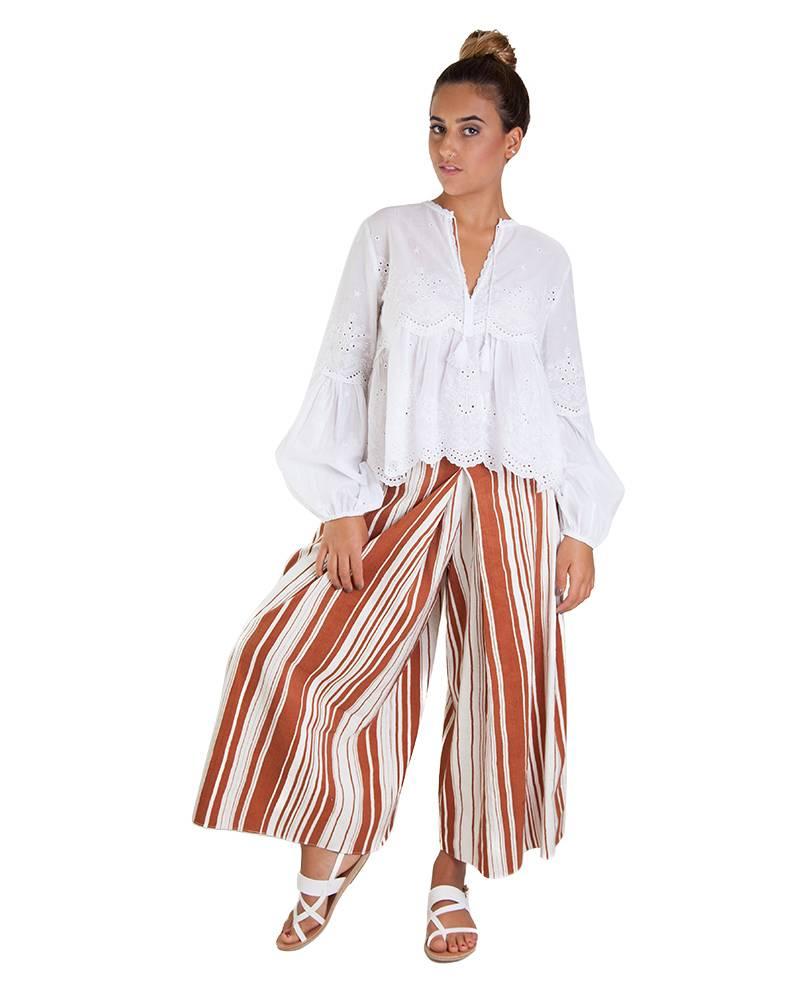 Whit Sun Striped Pants