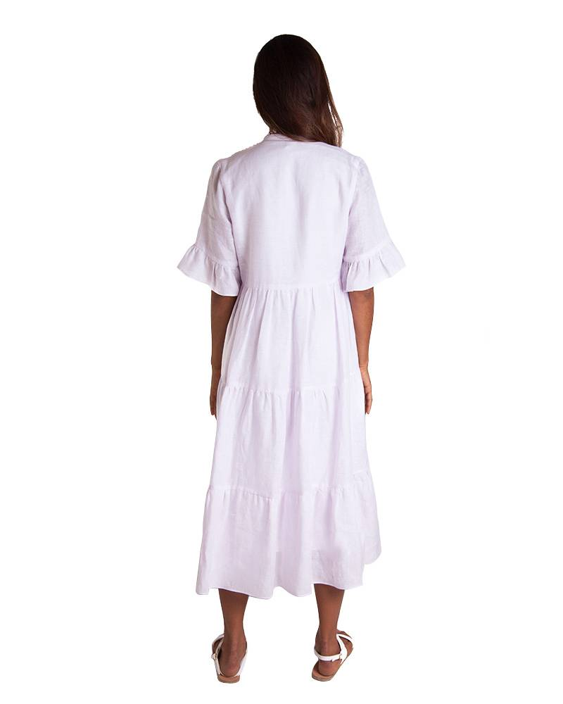 Whit  Isa Linen Dress