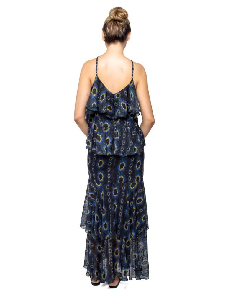 Cynthia Rowley Ruffle Dress