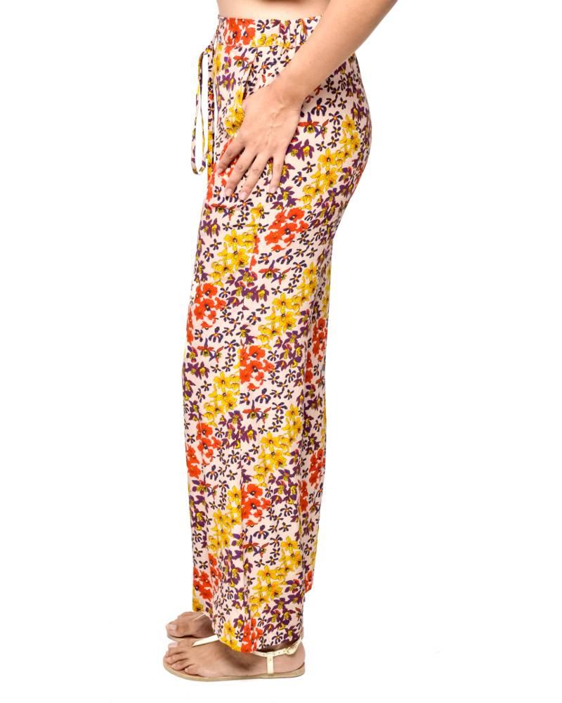 Jaline Floral Burst Pants