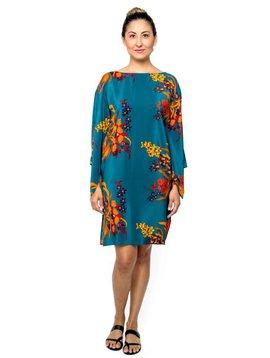 Jaline Wild Orchid Kimono Dress