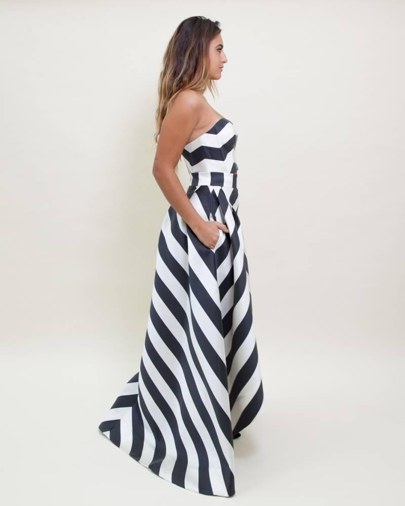 Sandra Weil Deco Skirt