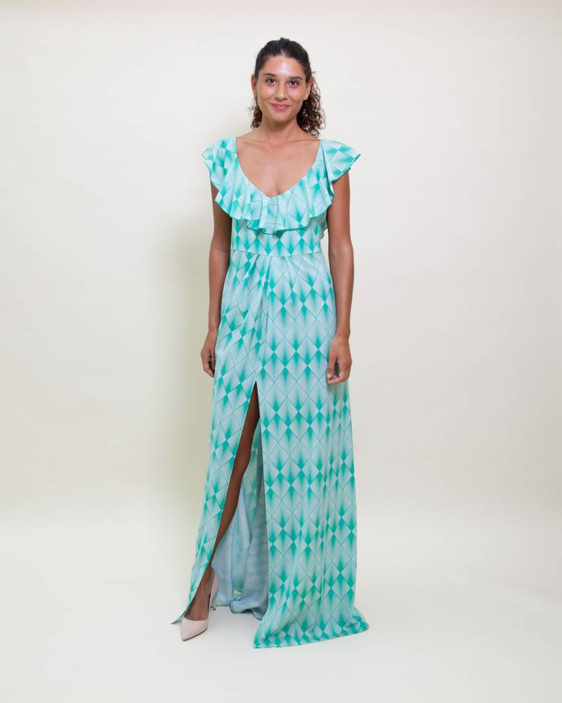 Sandra Weil Florence Dress