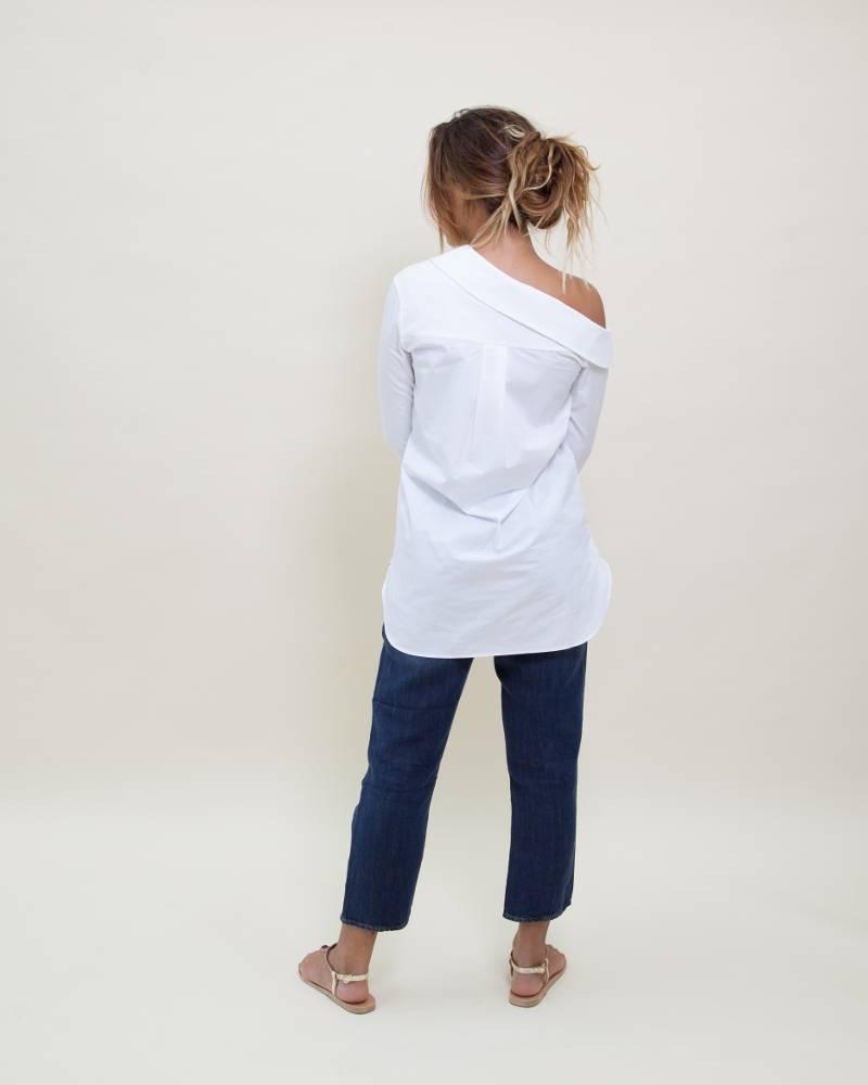 Monographie Classic Asymmetric Shirt