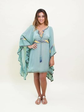 Talitha Waterfall Dress