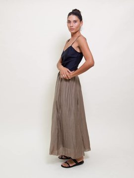 Pas de Calais Golden Skirt