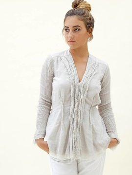 Pas de Calais Khadi Cotton Shirt