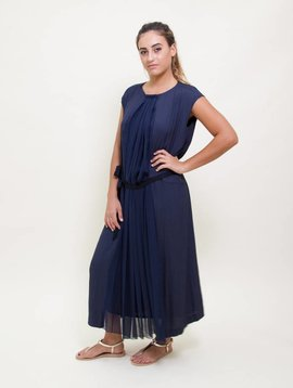 Pas de Calais Pleat Dress