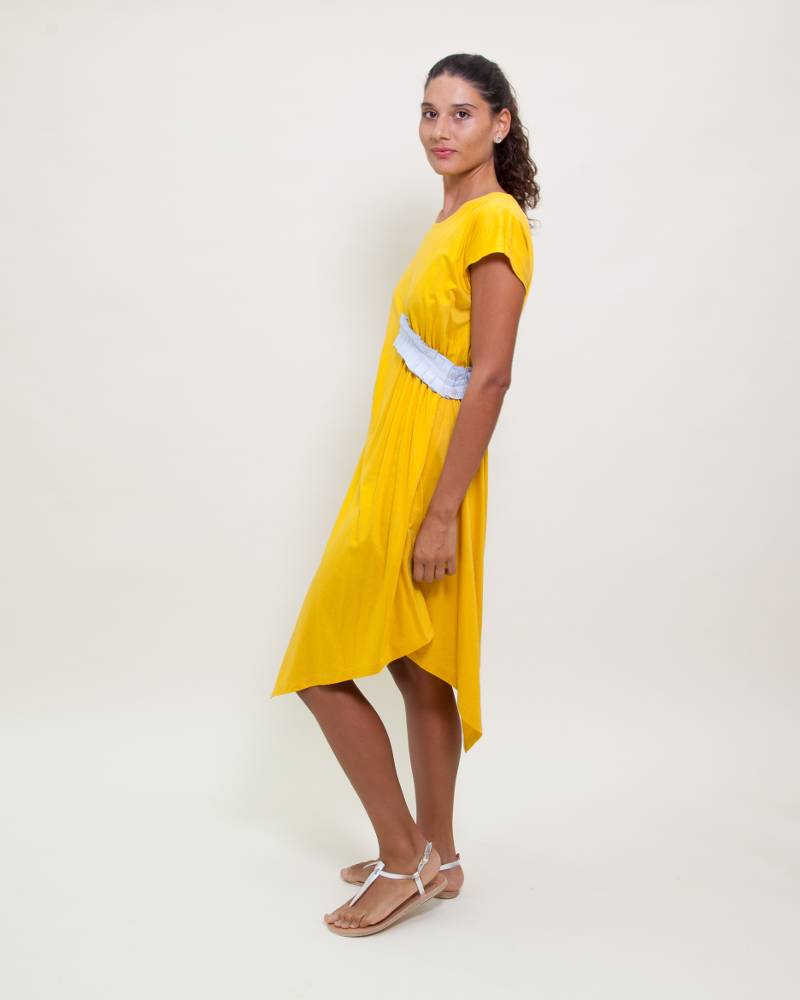 Armando Takeda La Barranca Jersey Dress