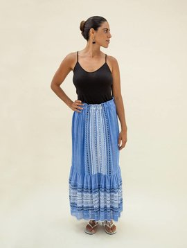 lemlem Izara Convertible Skirt