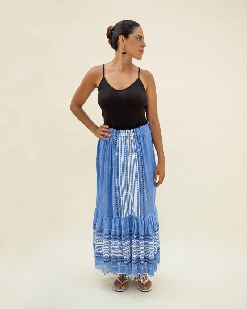 lemlem Izara Convertible Skirt